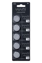 UYUNI Lighting Batteri - CR2032 - 5 pack
