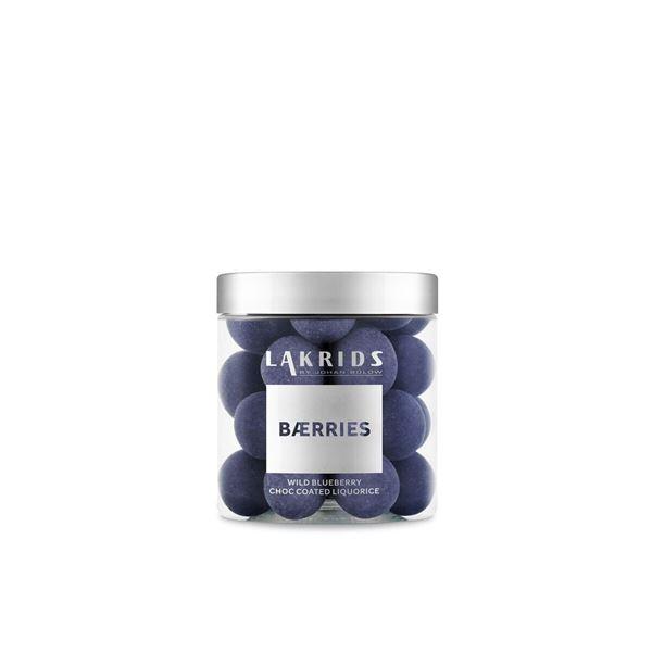 Bülow Lakrids Opskrifter small bærries - wild blueberry - lakridsjohan bülow.