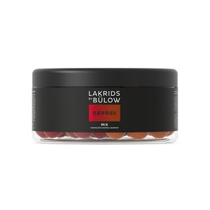 Mixed Bærries Lakrids by Bülow - Sea Buckthorn & Red Currant 550 g