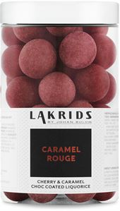 Caramel Rouge Regular - Lakrids by Johan Bülow 250 g