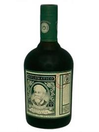 Diplomático Res. Exclusiva 12 år - Rom 75 cl