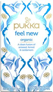 Pukka Feel New Tea Økologisk