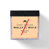 Wally and Whiz Fersken med Litchi 140 g - Sommer Edition