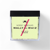 Wally and Whiz Lime med Rabarber  Gourmet Wally and Whiz Lime med Rabarberingummi 140 g