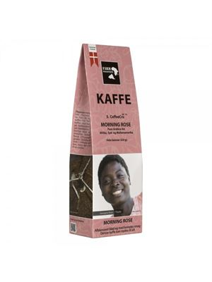 Farm Mountain Morning Rose Kaffe Hele bønner 225 g