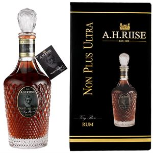 A.H. Riise Non Plus Ultra Very Rare Rum 42%