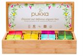 Pukka bambus Box til tebreve Limited Edition