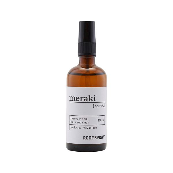 Meraki Room Spray Berries 100 ml