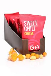 GoNuts Sweet Chili Cheese i bag 40 g
